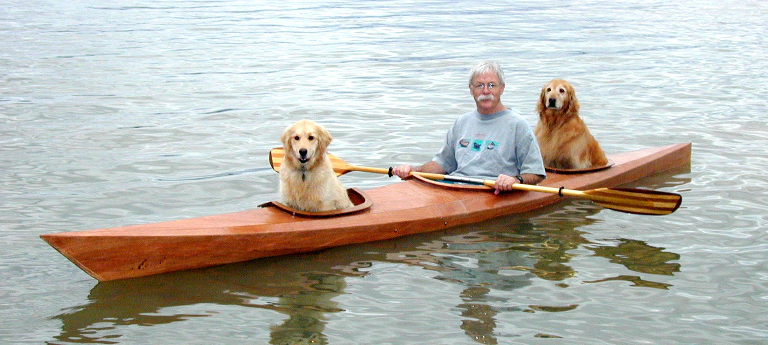 Pygmy Coho Kayak for Dogs